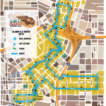 2016 Doughtnut Dash 10k map- medium vs2