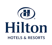 Hilton Hotels & Resorts logo